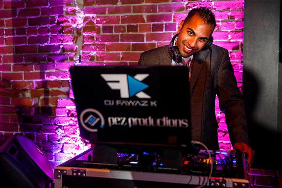 DJ services Calgary